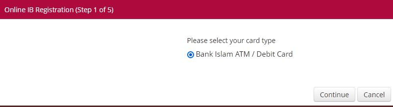 Cara Daftar Perbankan Online Bank Islam