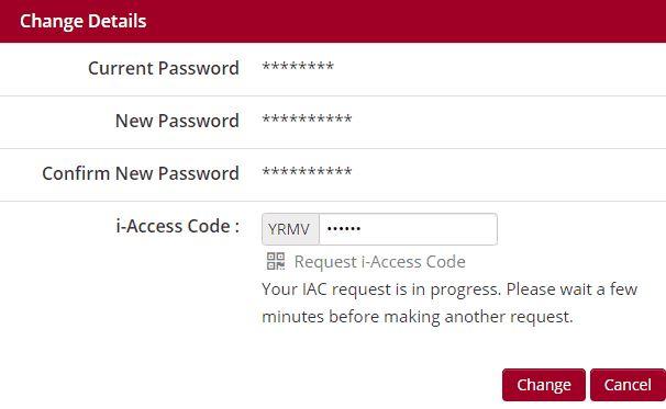Lupa User ID dan Kata Laluan Online Banking Bank Islam