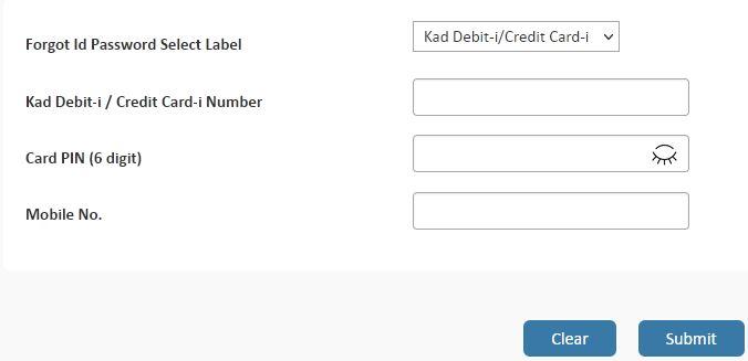 Lupa Username dan Password Bank Rakyat Online