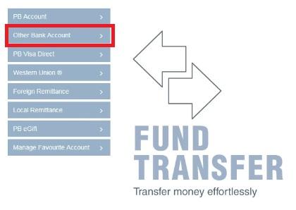 Cara IBG Transfer Public Bank Internet