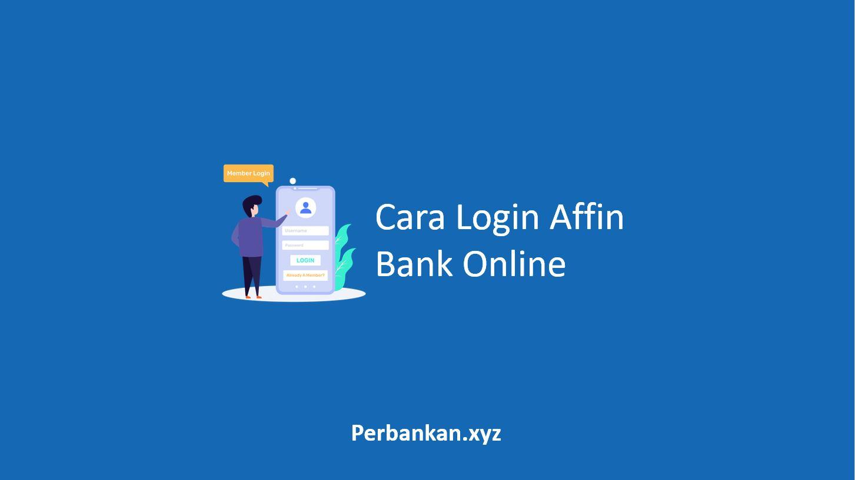 Cara Login Affin Bank Online