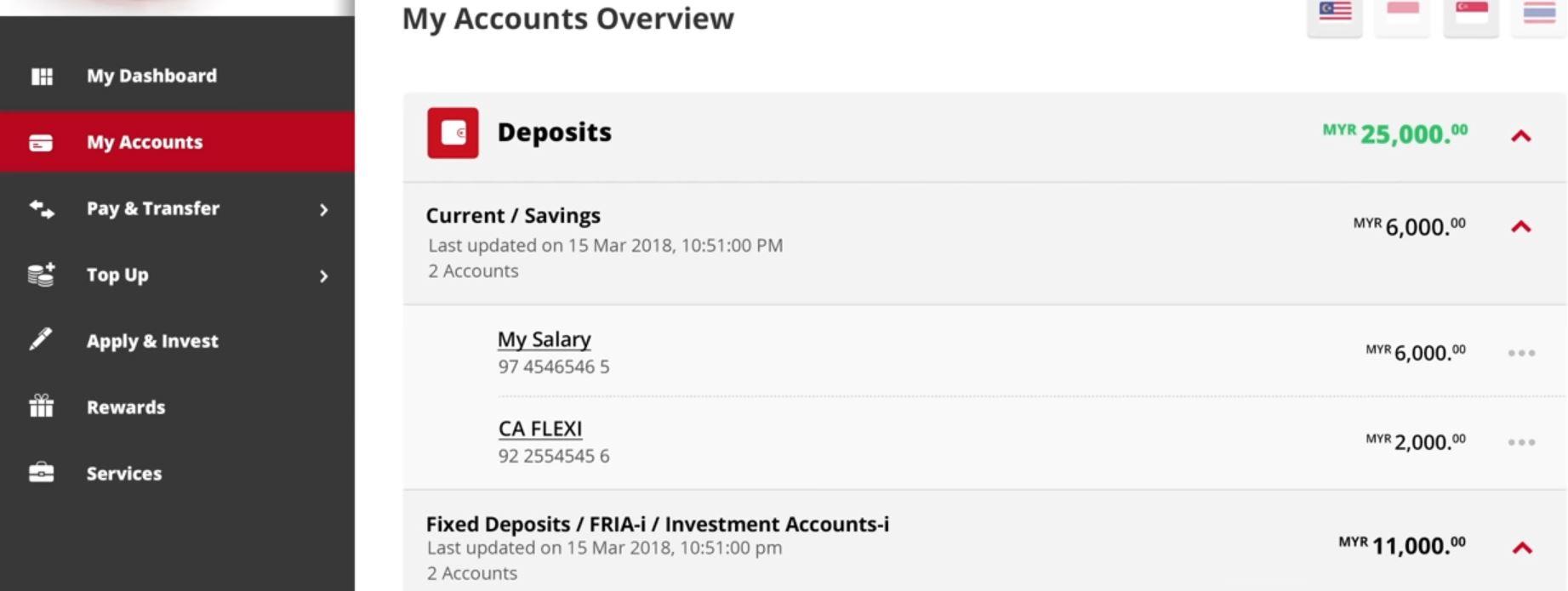 Cara Login CIMB Bank Online Banking
