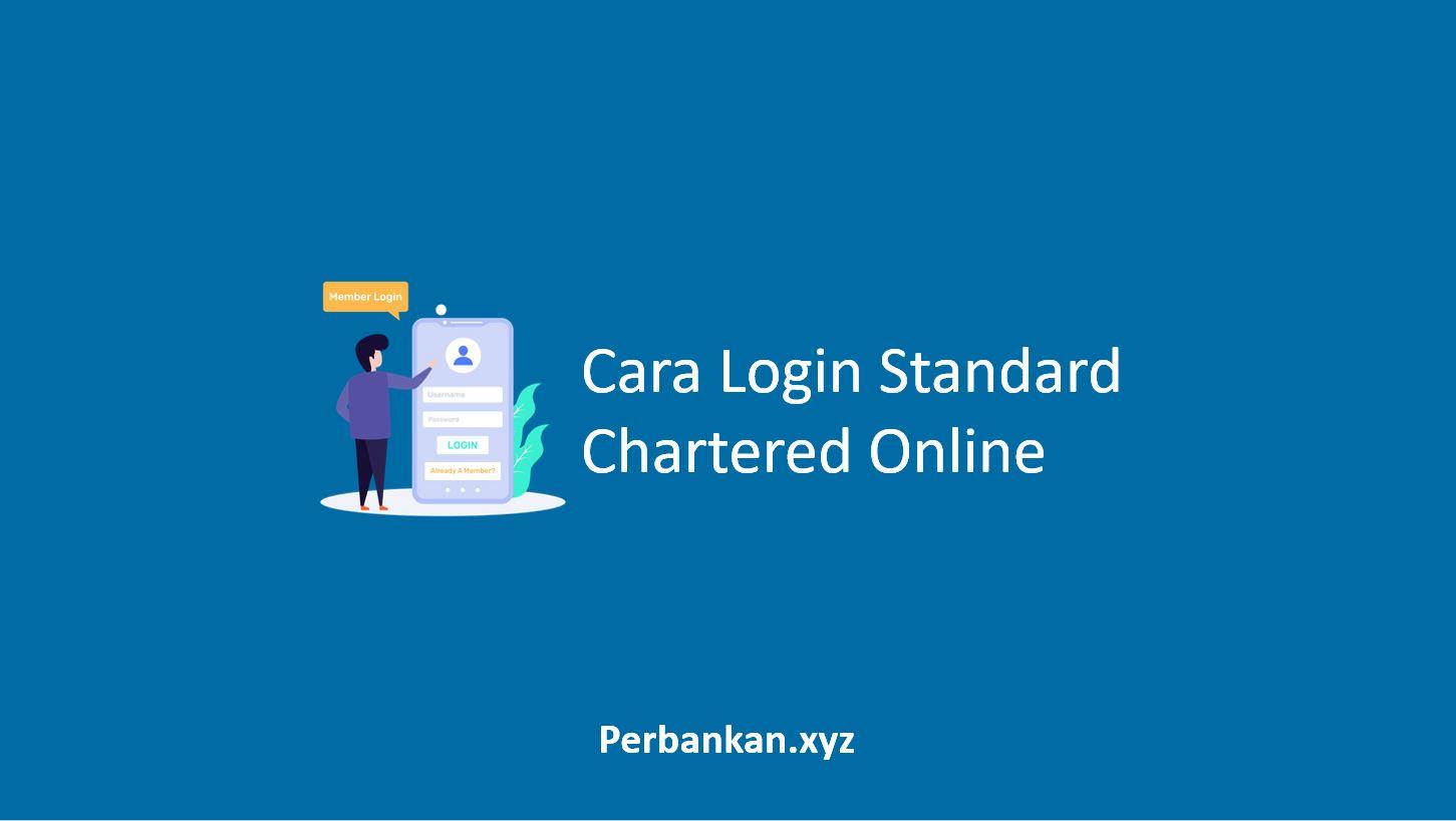 Cara Login Standard Chartered Online