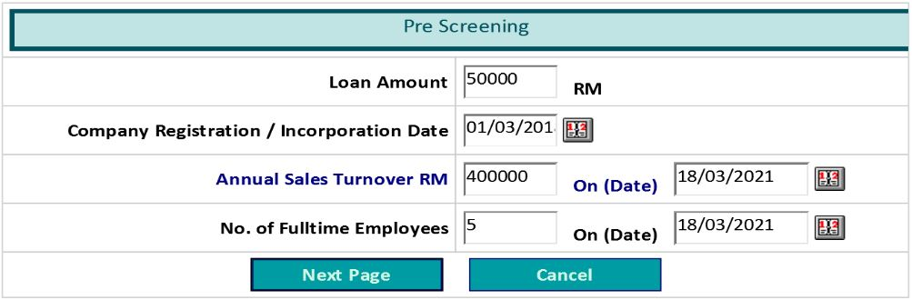 Cara mohon Pinjaman Mikro BSN