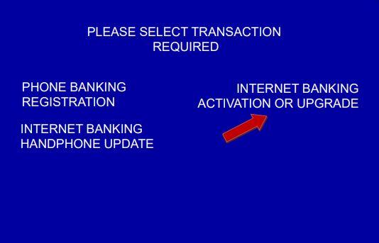 Internet Banking Alliance Bank