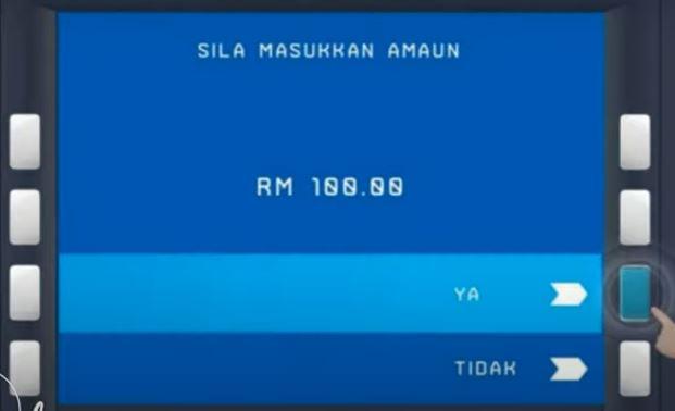 Jumlah Uang BSN