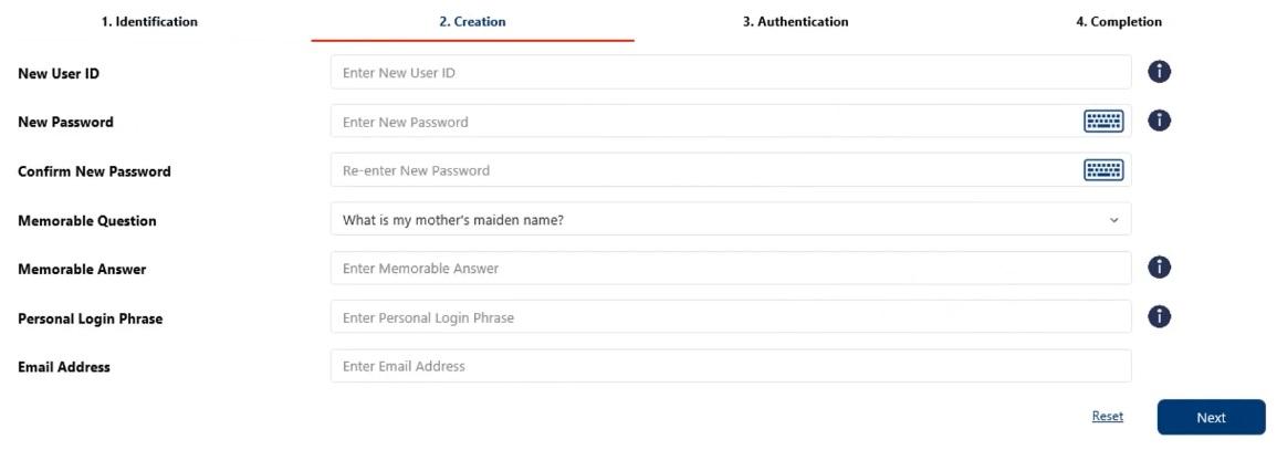 Lupa Username dan Password PBe Online Banking Portal