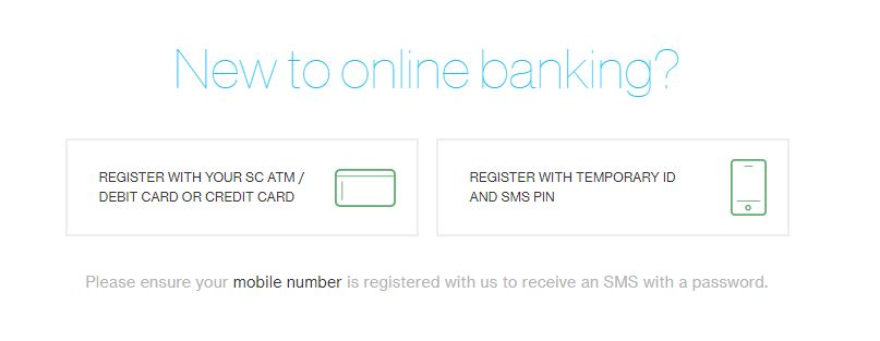 New to online banking