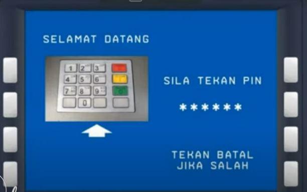 Nombor ATM BSN