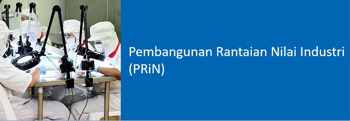 Pembangunan Rantaian Nilai Industri PRIN