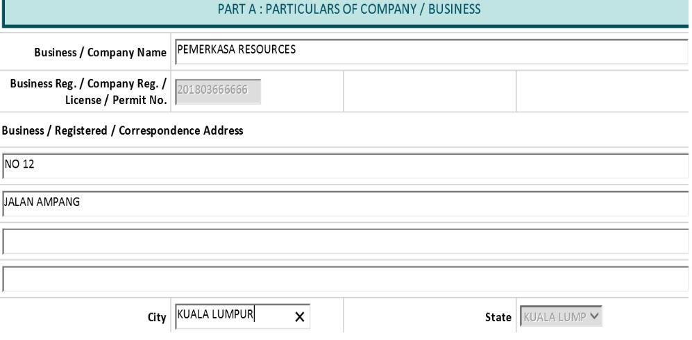 Pinjaman Perniagaan BSN Micro