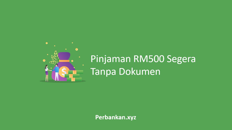 Pinjaman RM500 Segera