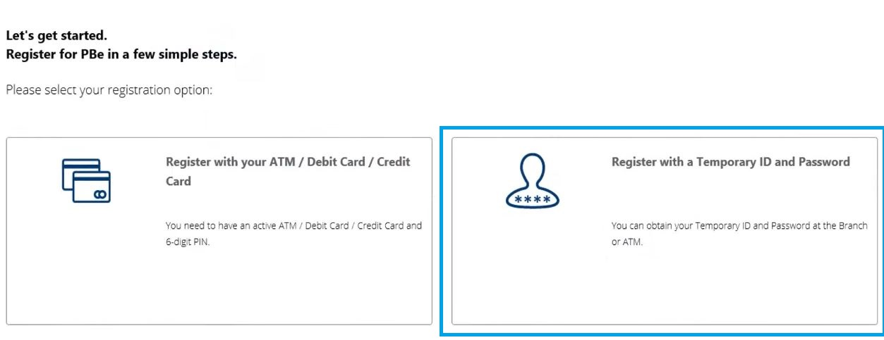 Register Akaun Public Bank Internet Online Banking