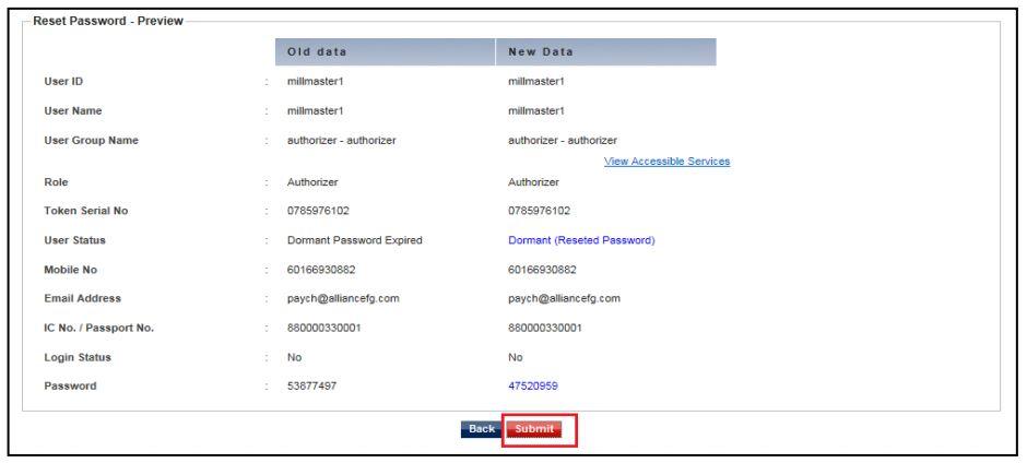 Step 6 Forgot Password Alliance Bank