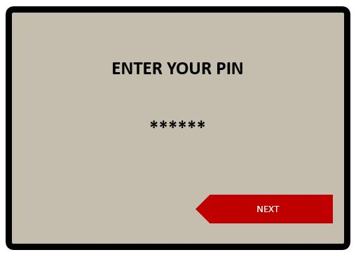 Tetapkan semula Username dan Password PBe using ATM