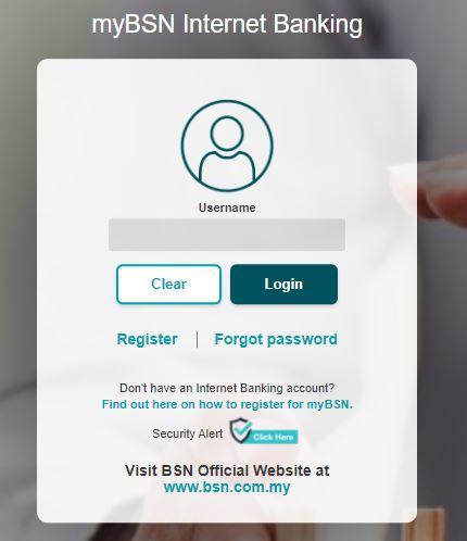 BSN Internet Banking