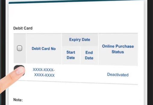 Cara Aktifkan Kad Debit BSN Online