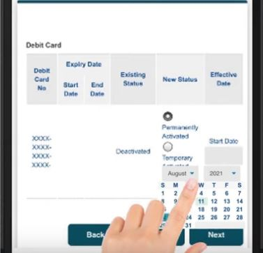 Cara Aktifkan Kad Debit BSN Secara Online