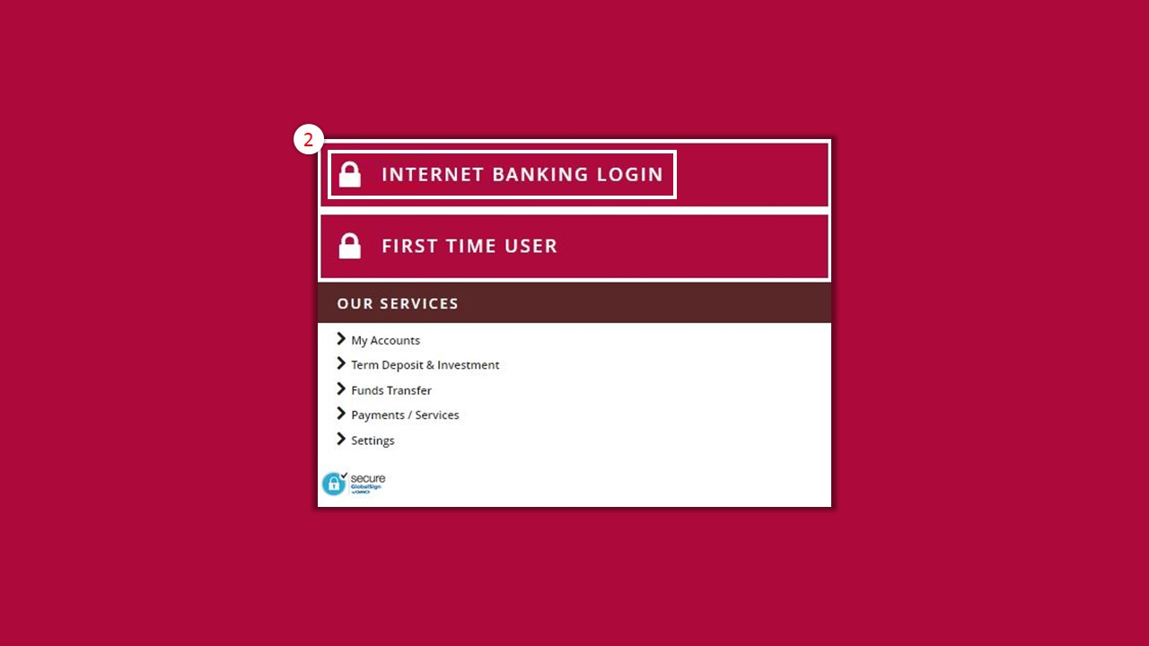 Cara Login Bank Islam Online via Internet Banking Web