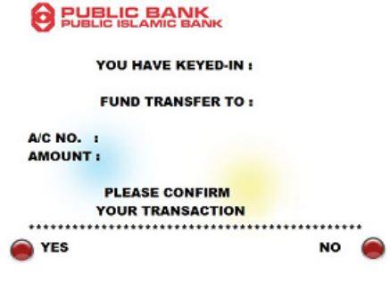 Fund Transfer PBe