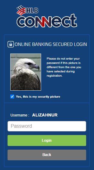 Secured Login