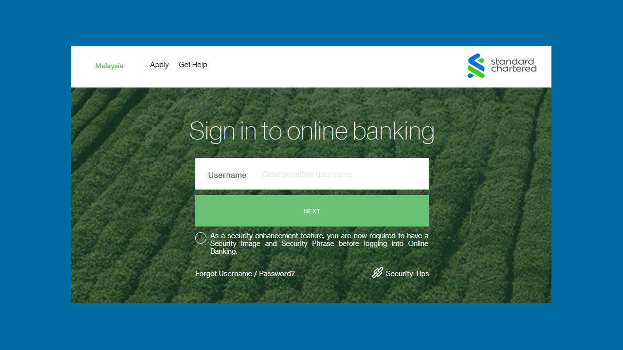 Tukar SC Nombor Telefon menggunakan iBanking Online